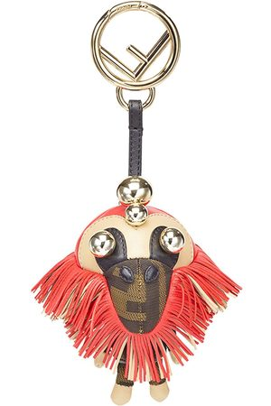 Fendi Space monkey bag charm