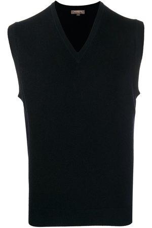 N.PEAL V-neck cashmere top