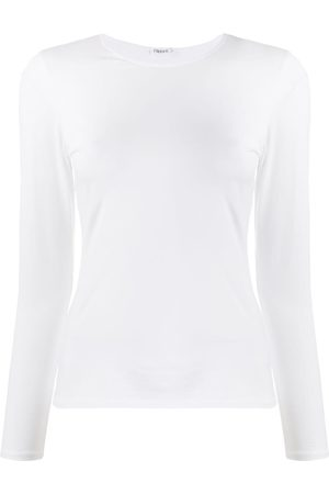 Filippa K Long sleeve fitted T-shirt