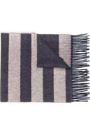 Salvatore Ferragamo Homem Cachecóis & Echarpes - Block stripe scarf