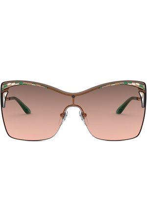 Bvlgari Oversize-frame sunglasses