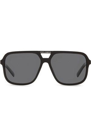 Dolce & Gabbana Angel navigator-frame sunglasses