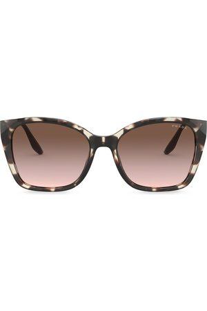 Prada Eyewear Square-frame gradient sunglasses