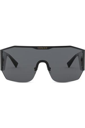 VERSACE Óculos de Sol - Oversized mask sunglasses