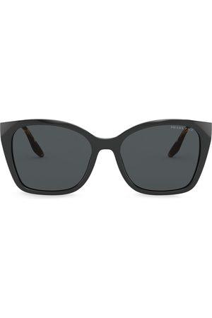 Prada Eyewear Square-frame tinted sunglasses