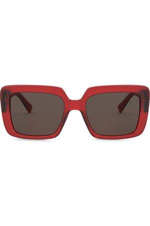 VERSACE VE4384B528073 square-frame sunglasses