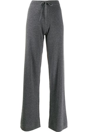 Chinti and Parker Senhora Knitted wool track pants