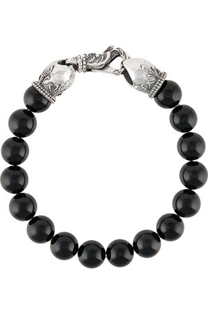 EMANUELE BICOCCHI Stone-embellished beaded bracelet