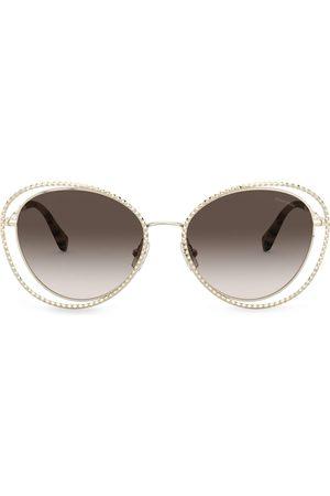 Miu Miu La Mondaine cat eye-frame sunglasses