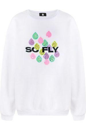 DUOltd Long sleeve So Fly sweatshirt