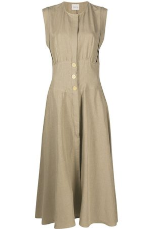 Le Kasha Dishna maxi dress