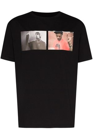 424 FAIRFAX Liam Del print T-shirt