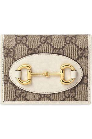 Gucci 1955 Horsebit card case wallet