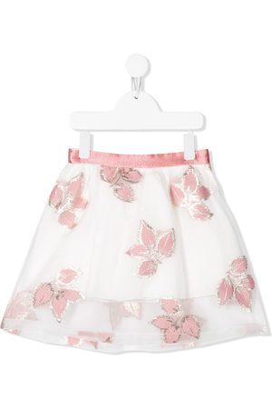 Hucklebones London Gathered Skirt