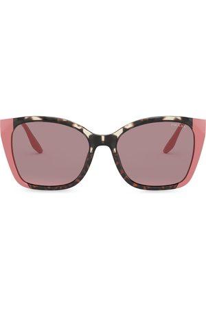 Prada Senhora Óculos de Sol - Square-frame tinted sunglasses
