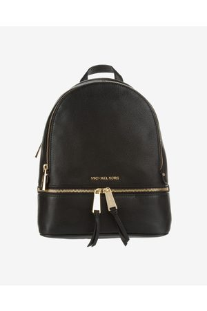 Michael Kors Michael Kors Rhea Medium Backpack Black