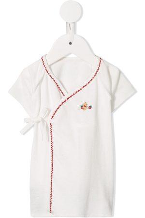 Familiar Bebé T-shirts & Manga Curta - Wrap T-shirt