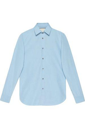 Gucci Classic poplin shirt