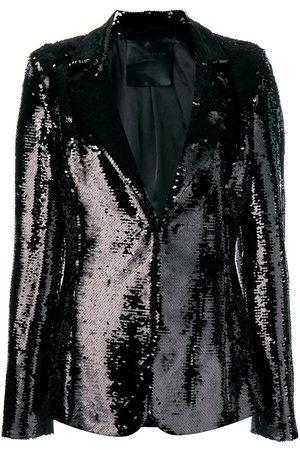 Philipp Plein Sequin embellished blazer