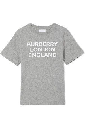 Burberry Logo-print T-shirt