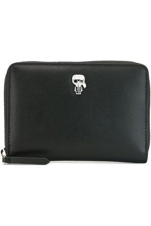 Karl Lagerfeld K/Ikonik folding wallet