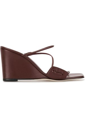 CHRISTOPHER ESBER Alexa wedge sandals