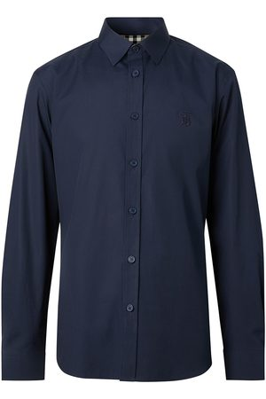 Burberry Monogram Motif slim-fit shirt