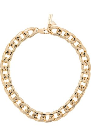 Coup De Coeur Chunky chain necklace