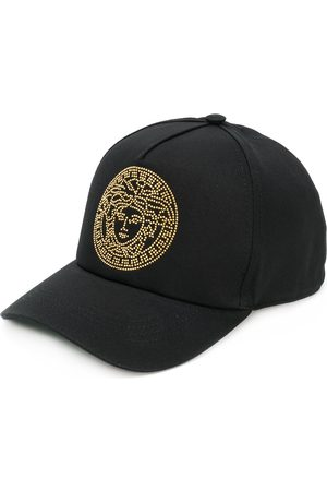 VERSACE Beaded cap