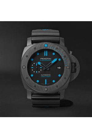 PANERAI Homem Relógios - Submersible Automatic 47mm Carbotech and Rubber Watch, Ref. No. PNPAM01616