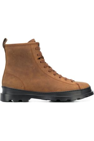 Camper Brutus lace up boots
