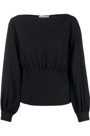Emilio Pucci Puff-sleeve blouse