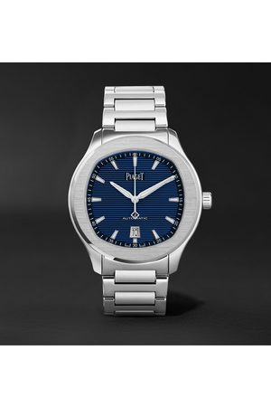 PIAGET Homem Pólos - Polo S Automatic 42mm Stainless Steel Watch, Ref. No. G0A41002
