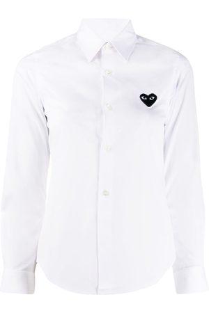 Comme des Garçons Long sleeve logo shirt