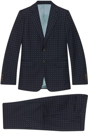 Gucci Logo-print two-piece suit