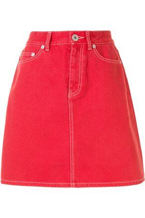 BAPY High-waist mini skirt