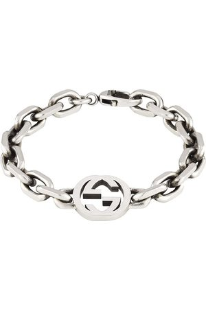Gucci Sterling Interlocking G bracelet