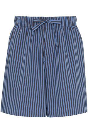 Tekla Organic cotton pyjama shorts