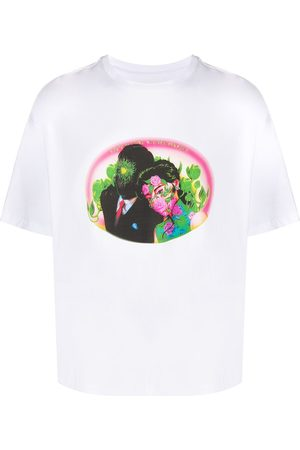 Opening Ceremony Figures slim-fit T-shirt
