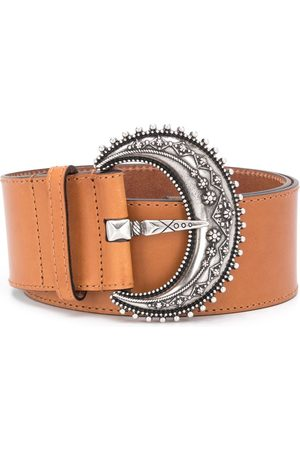 Etro Wide buckle belt