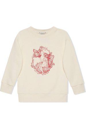 Gucci Fredrick Warne print sweatshirt