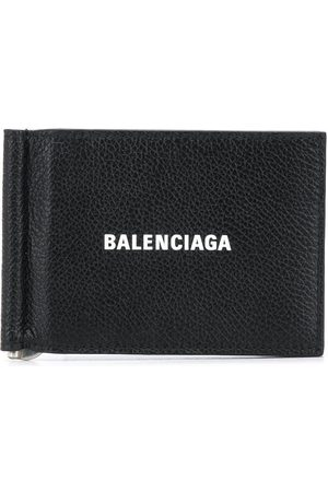 Balenciaga Money-clip foldover wallet