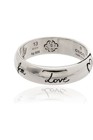 Gucci Blind For Love band ring