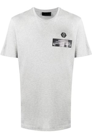 Philipp Plein SS King Plein cotton T-shirt