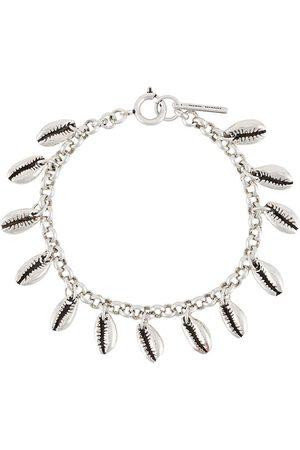 Isabel Marant Shell-charm bracelet