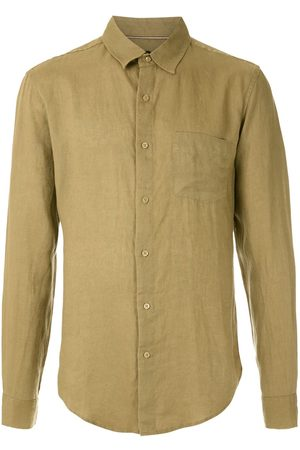 OSKLEN Linen Classic shirt