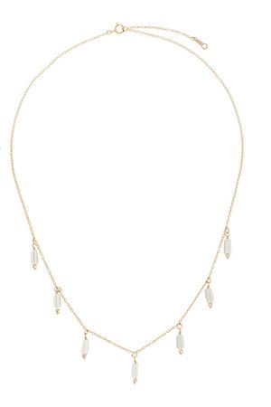 Petite Grand Pros fine chain necklace