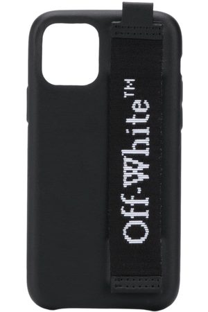 OFF-WHITE INDUSTRIAL LOGO IPHONE 11 PRO WHIT