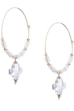 Petite Grand Future 14kt hoop earrings