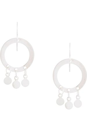 Petite Grand Little Circle Earrings